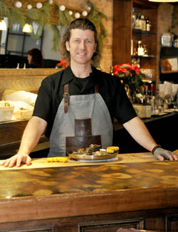 Patrick McMurray, Owner, The Ceili Cottage, Pearl Diver, Oysterbar Consultation
