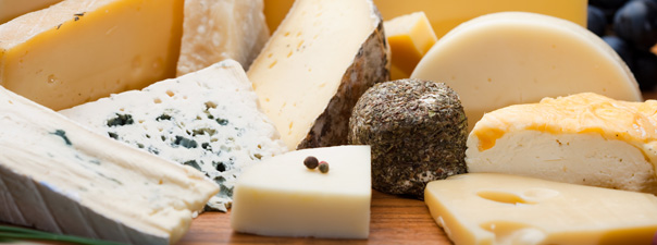 Incorporating dairy products can jazz up common menu items