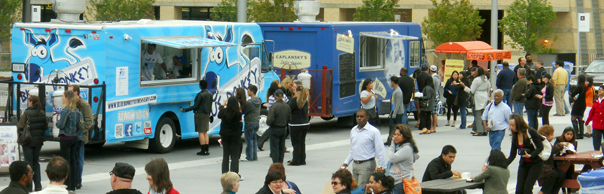 Four important issues with franchising and food trucks