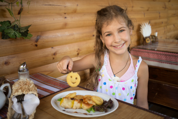 Eight ways to make your restaurant kid-friendly
