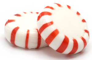 Restaurant customers are sweet on thank-you mints