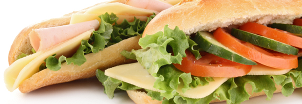 Top condiments and proteins in sandwiches at Canadian restaurants