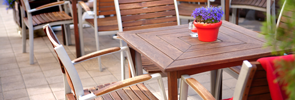 Five ideas to prepare your restaurant's patio for the summer season